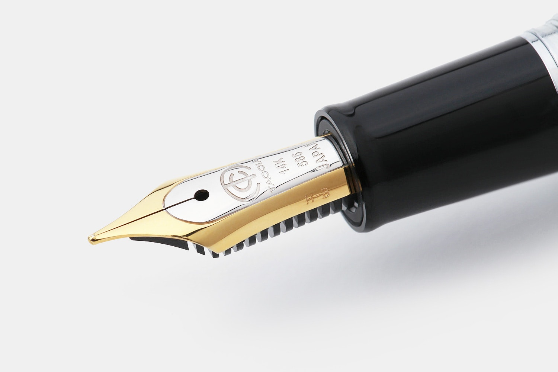 Taccia Tanto Wajima Urushi LE Fountain Pen