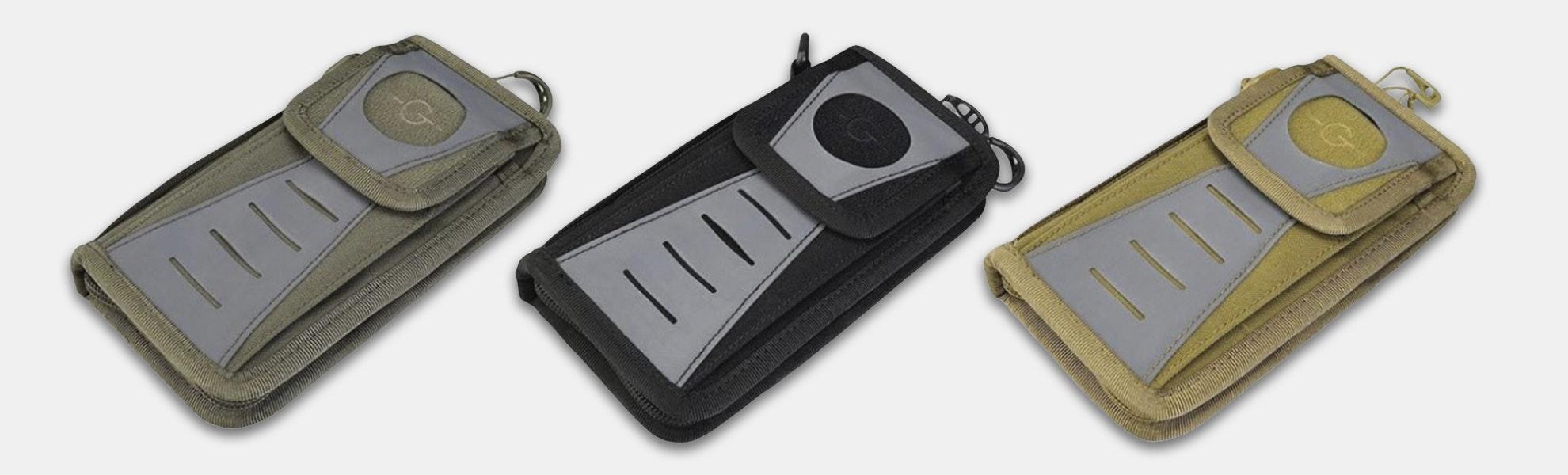 Tactical_Geek Block D Multifunction EDC Wallet