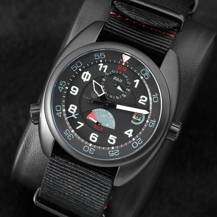 Tactico TC3 Automatic GMT Watch