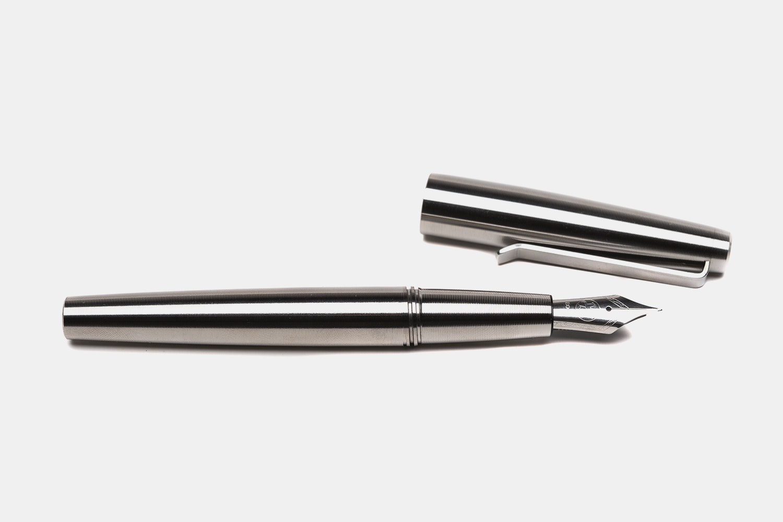 Fountain Pen - Titanium