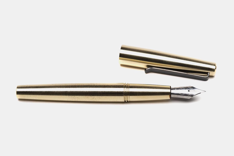 Fountain Pen - Brass (+$16)
