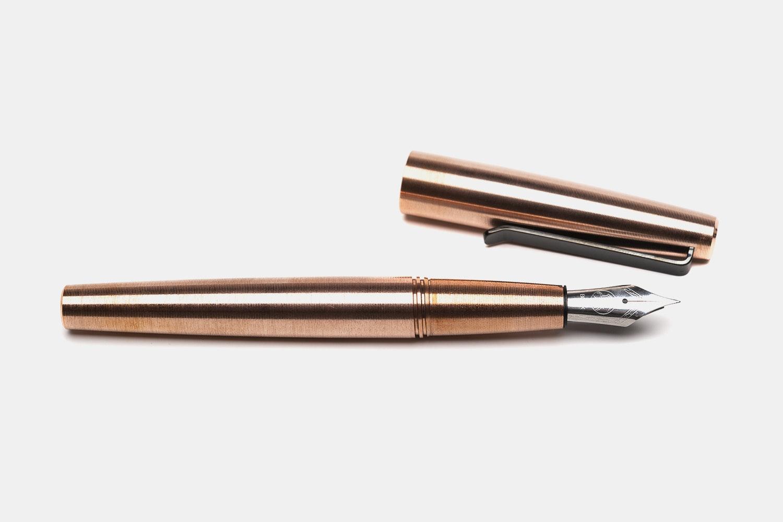 Fountain Pen - Copper (+$32)