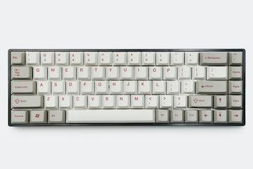 Tada68 PBT Dye Subbed Keycaps set