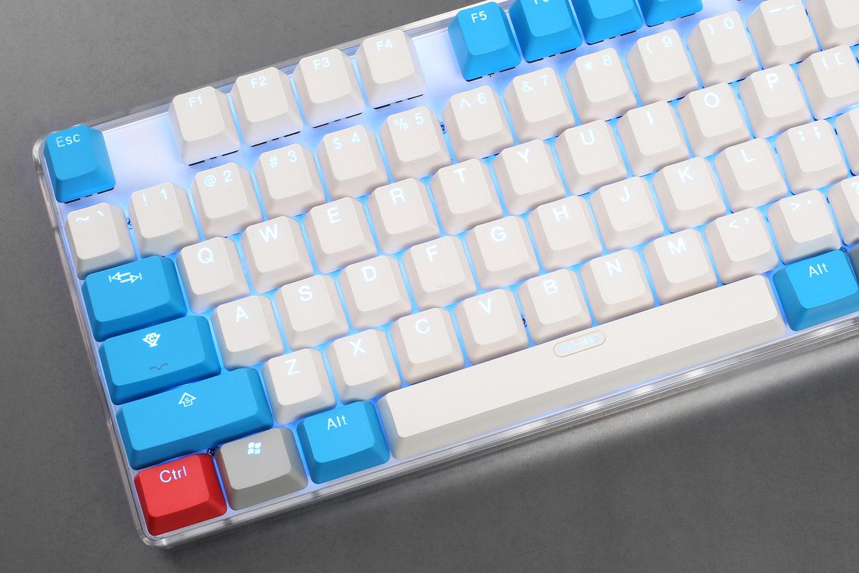 Tai-Hao 3-Tone ABS Doubleshot Backlit Keycap Set