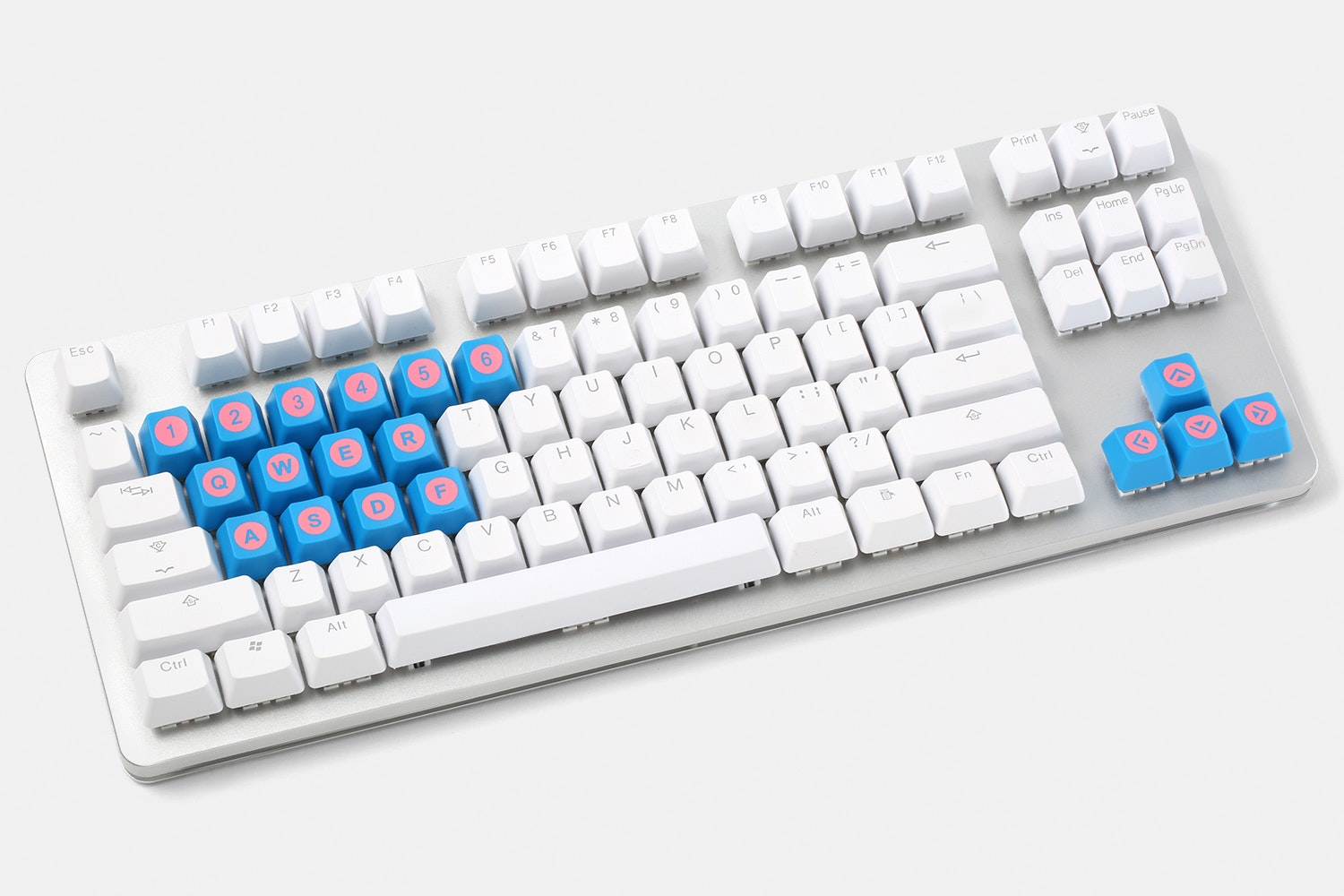 Tai-Hao ABS Doubleshot Gaming Keycaps (18 Count)