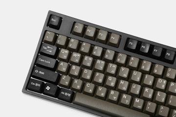 Tai-Hao ABS Hangul (Korean Alphabet) Keycap Set