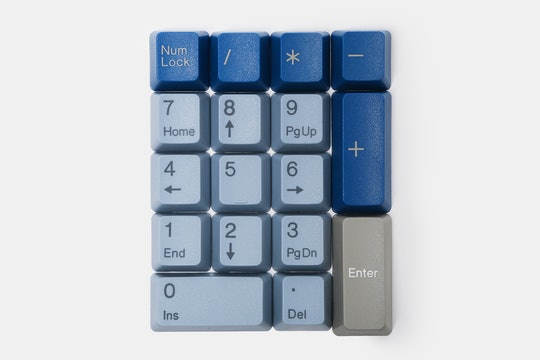 Tai-Hao ALPS ABS Doubleshot Keycap Set