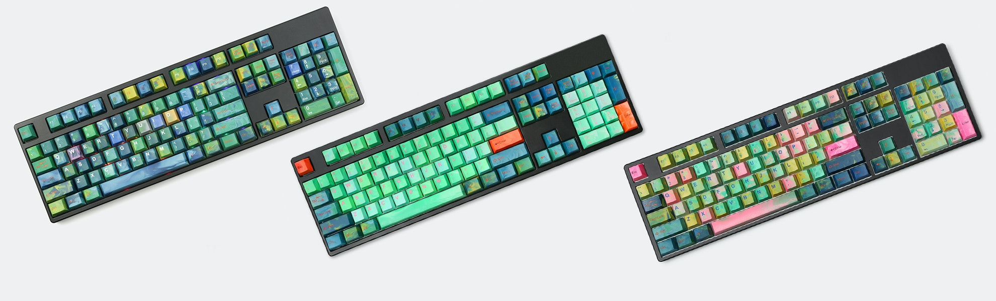 Tai-Hao Avatar ABS Keycap Set