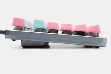 Tai-Hao Backlit Miami PBT Doubleshot Keycap Set