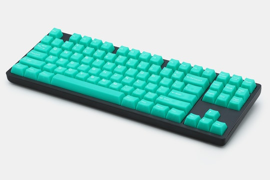 Tai-Hao Cubic ABS Doubleshot Haunted Keycap Set