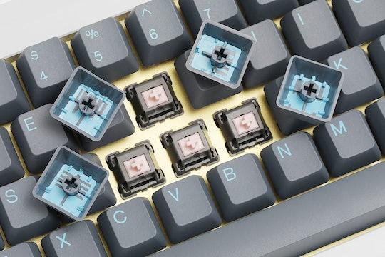 Tai-Hao Exotic Layout PBT Doubleshot Keycap Set