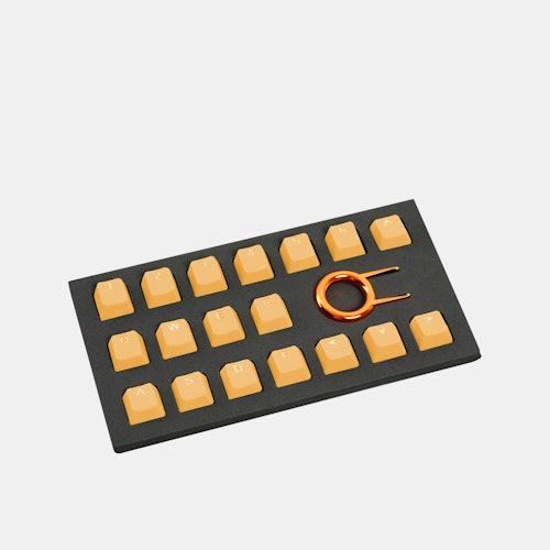 Tai-Hao Neon Rubber Backlit Gaming Keycap Set