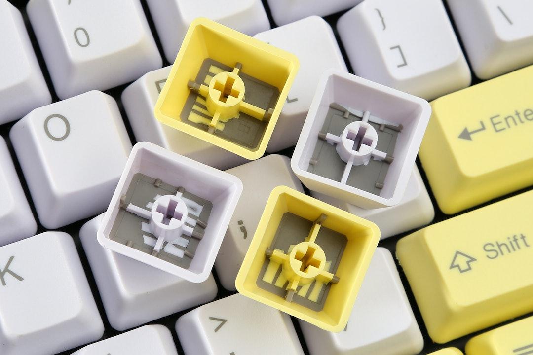 Tai-Hao Sweet Tooth PBT Keycap Set
