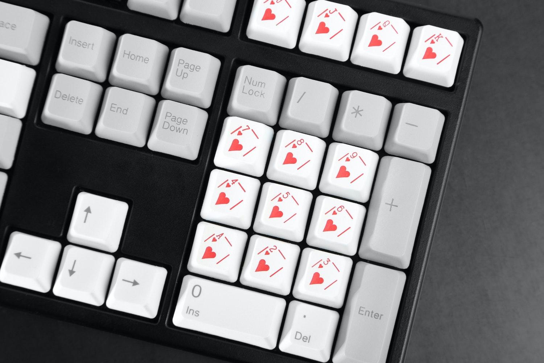 Tai-Hao PBT Poker Novelty Set