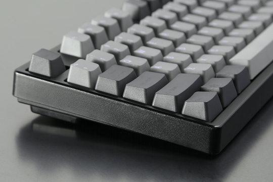 Tai-Hao Purple PBT Doubleshot Keycap Set