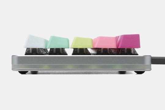 Tai-Hao Rainbow Sherbet Backlit Keycaps (CTRL/ALT)
