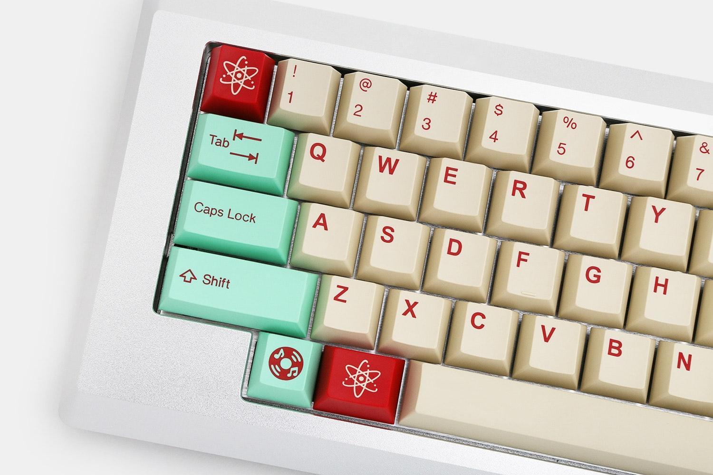Jukebox x Tai-Hao Cubic Keycap Set