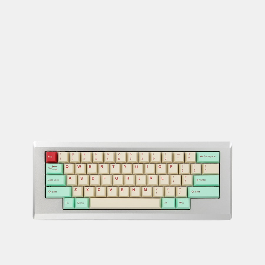 Jukebox x Tai-Hao Cubic Keycap Set