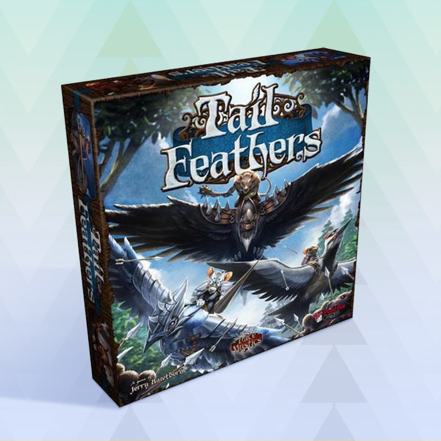 Tail Feathers Board Game