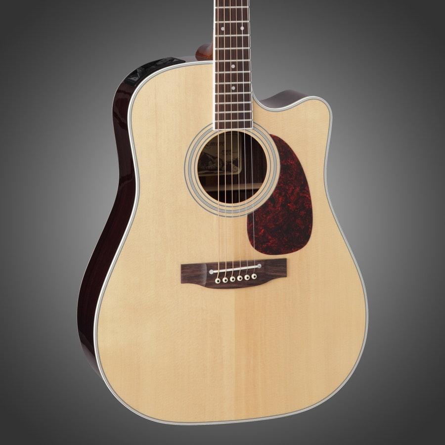 Takamine Legacy Series EF360SC Acoustic Guitar