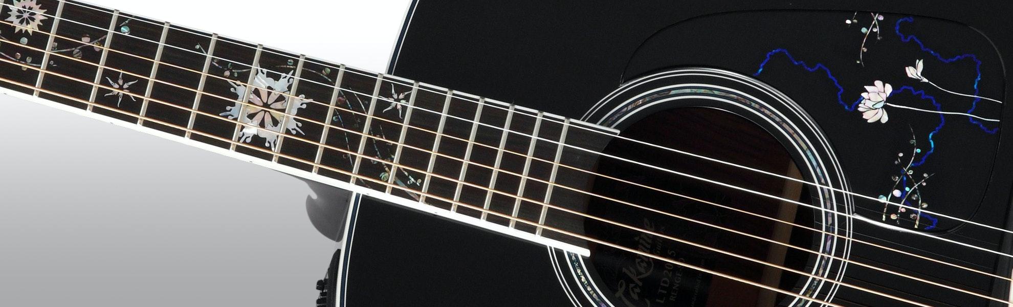 Takamine LTD 2015 Renge-So Guitar