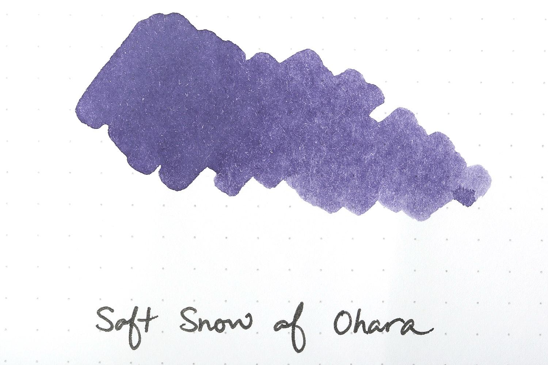 Soft Snow of Ohara