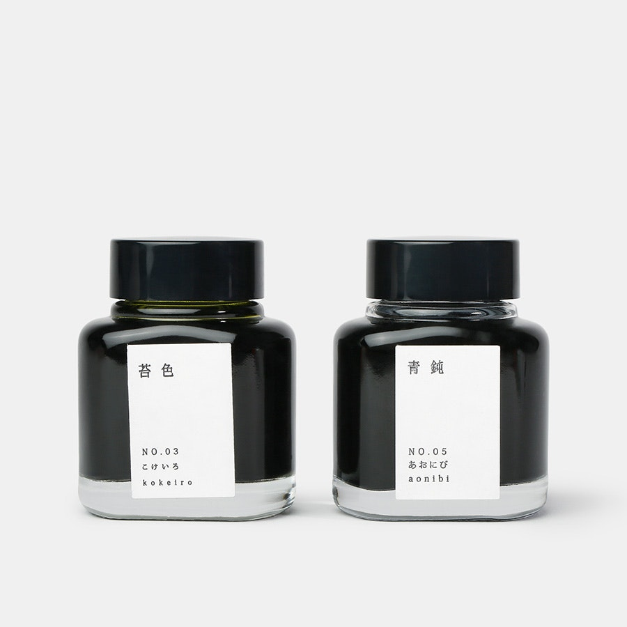 Takeda Jimuki Kyo-No-Oto Inks (2-Pack)