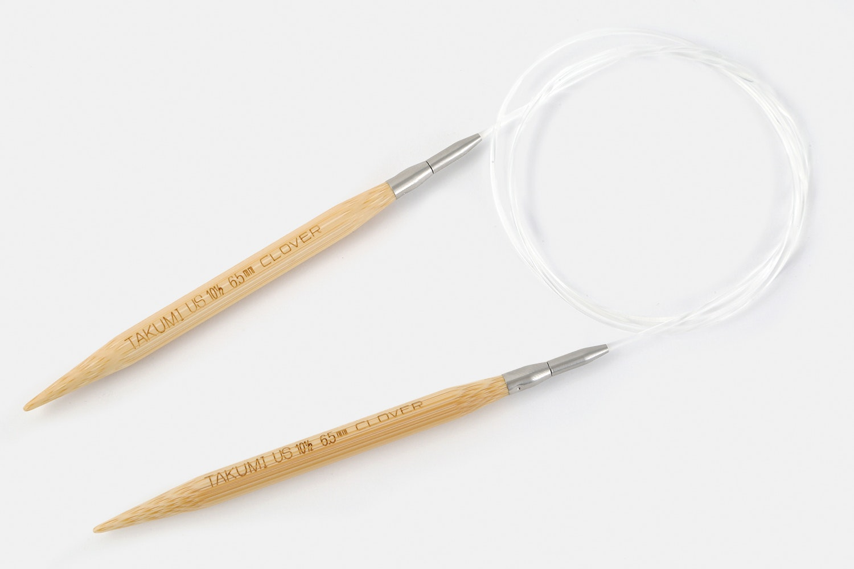 Takumi Interchangeable Circular Knitting Needle Set