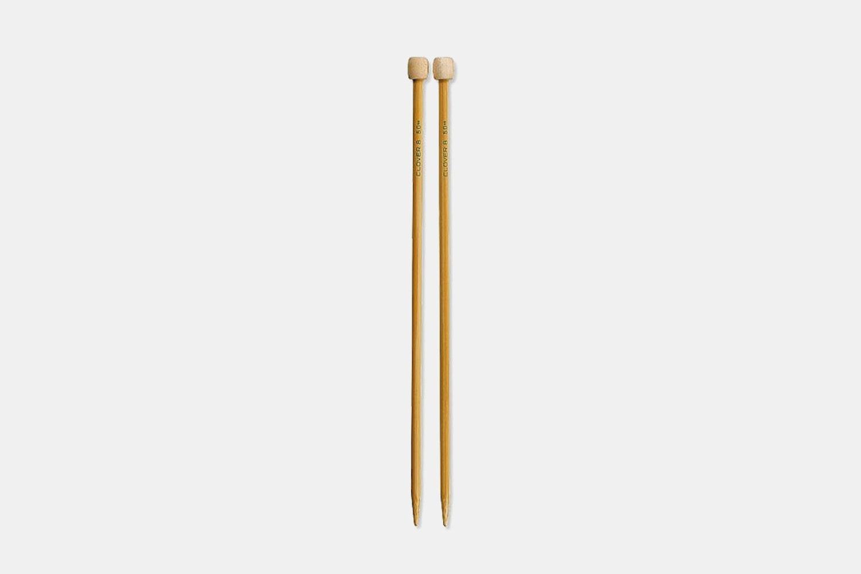Takumi Single Point Bamboo Knitting Needles
