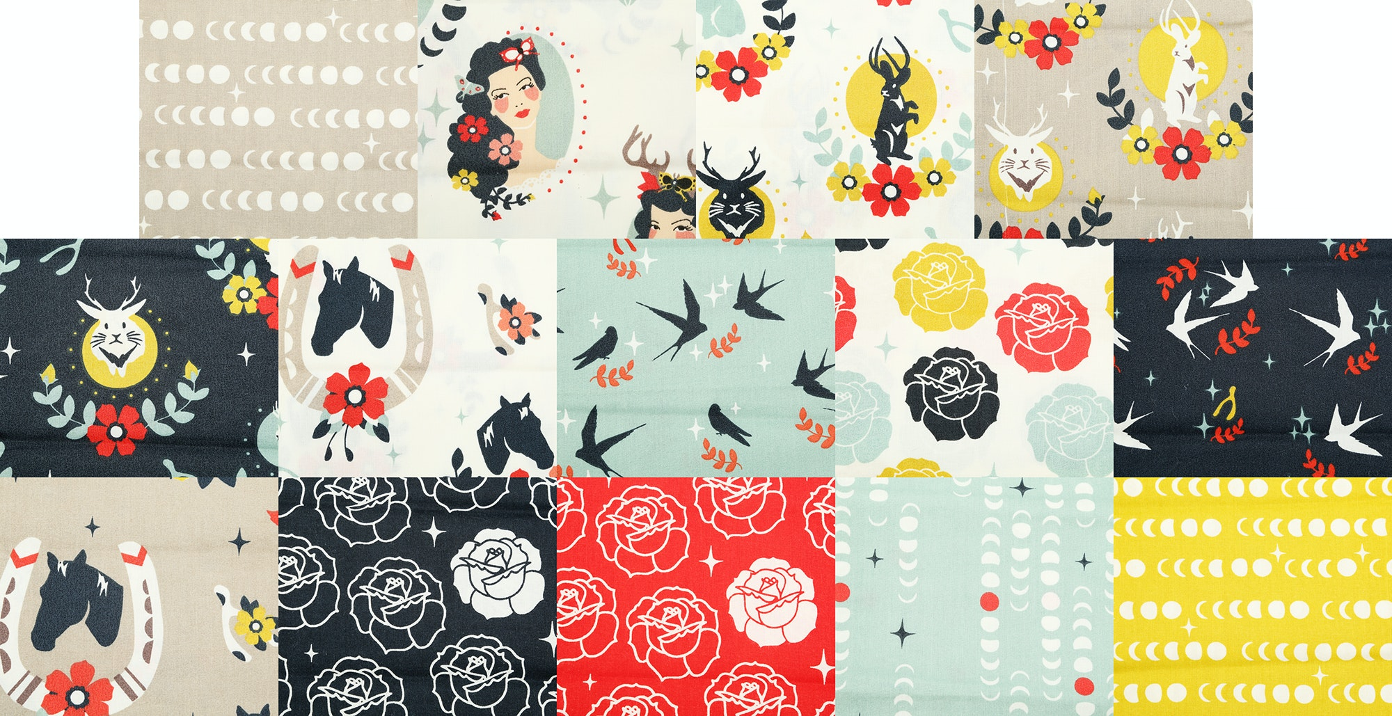 Tall Tales by Birch Fabric