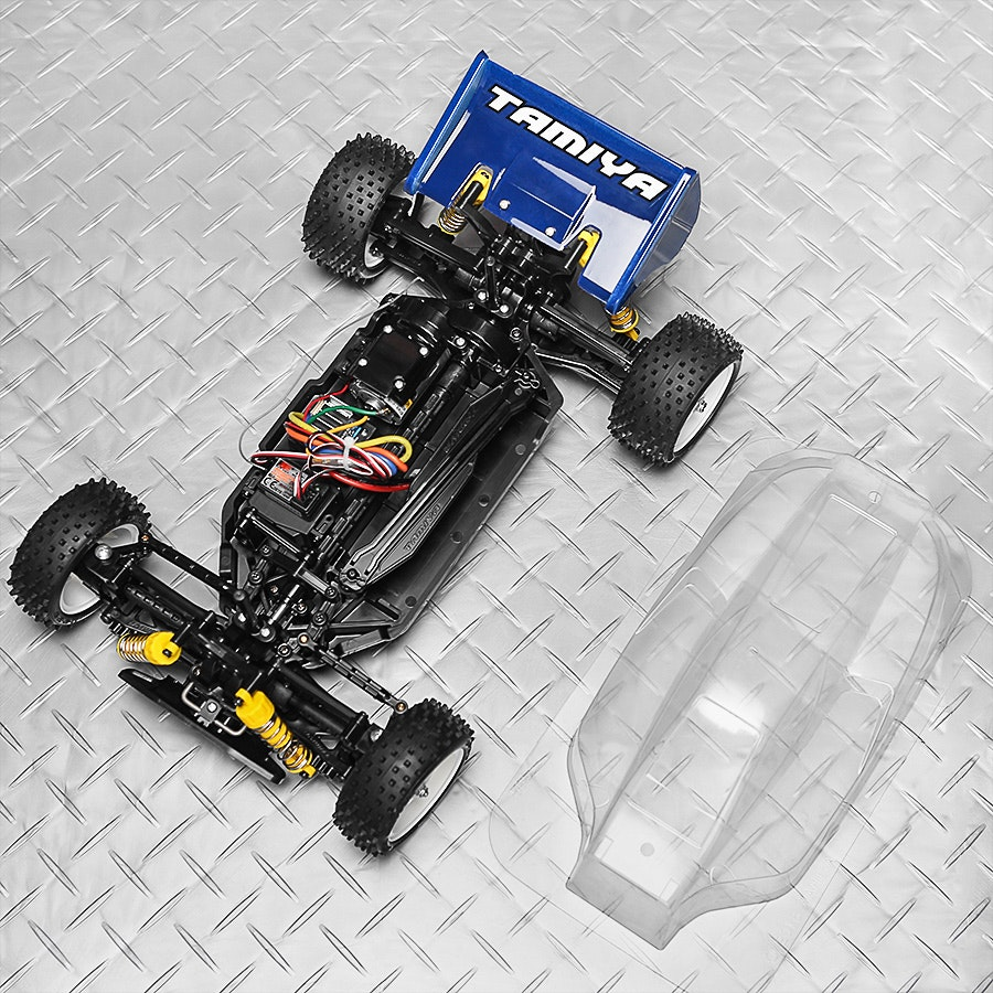 Tamiya 1/10 Neo Scorcher TT02B Kit & Bundle Option
