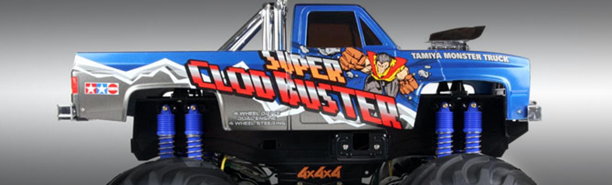 Tamiya Super Clod Buster 4X4X4 Kit