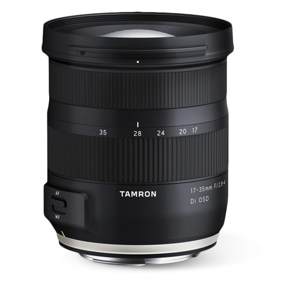 Tamron 17–35mm f/2.8–4 DI OSD Lens