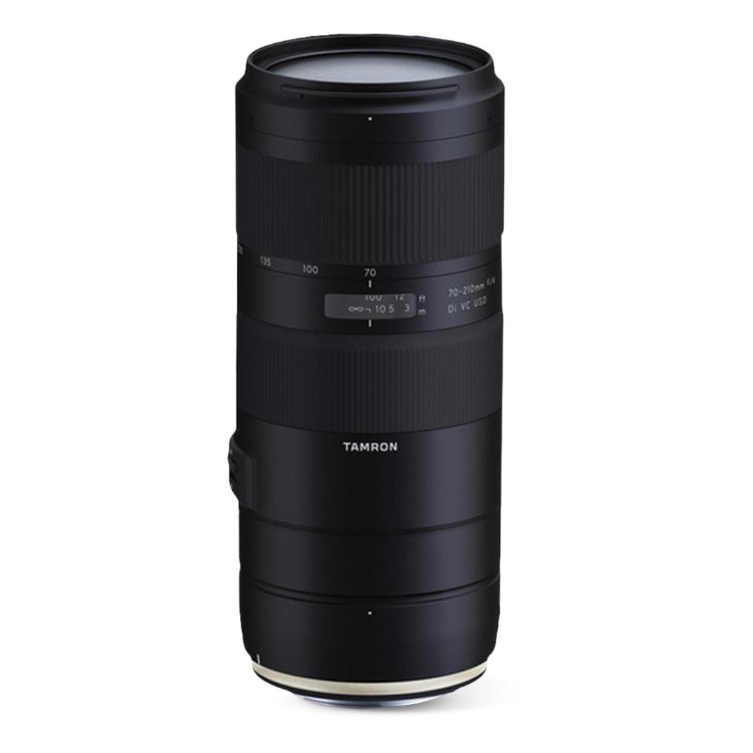 Tamron 70–210mm f/4 Di VC USD Lens