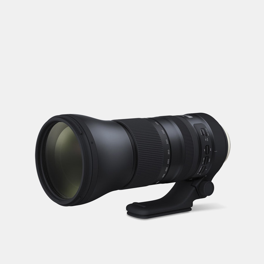 Tamron SP 150–600mm f/5–6.3 Di VC USD G2 Lens