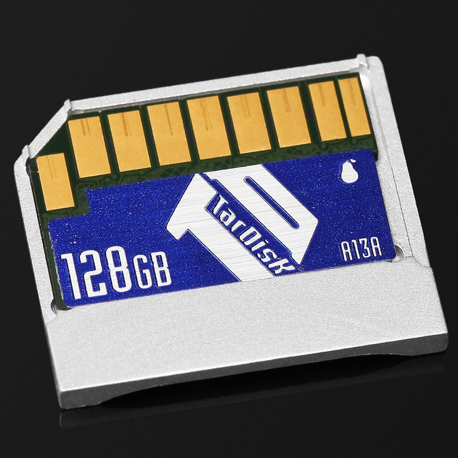 Tardisk Storage Expansion for MacBook