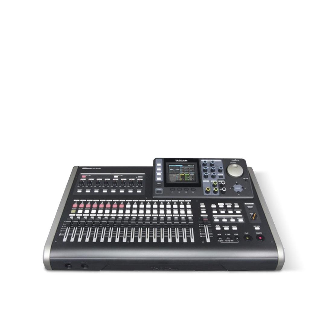 Tascam DP-24SD Digital Studio