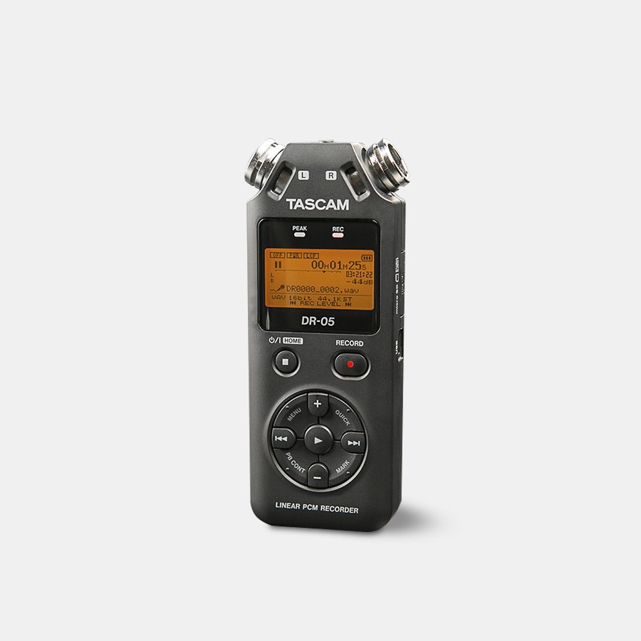 Tascam DR-05 Version 2 Portable Recorder
