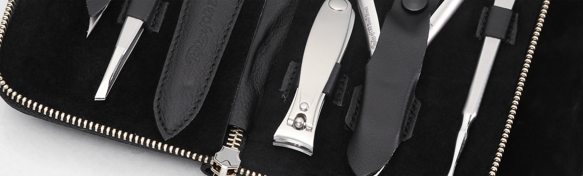 Taylor of Old Bond Street Medium Manicure Set