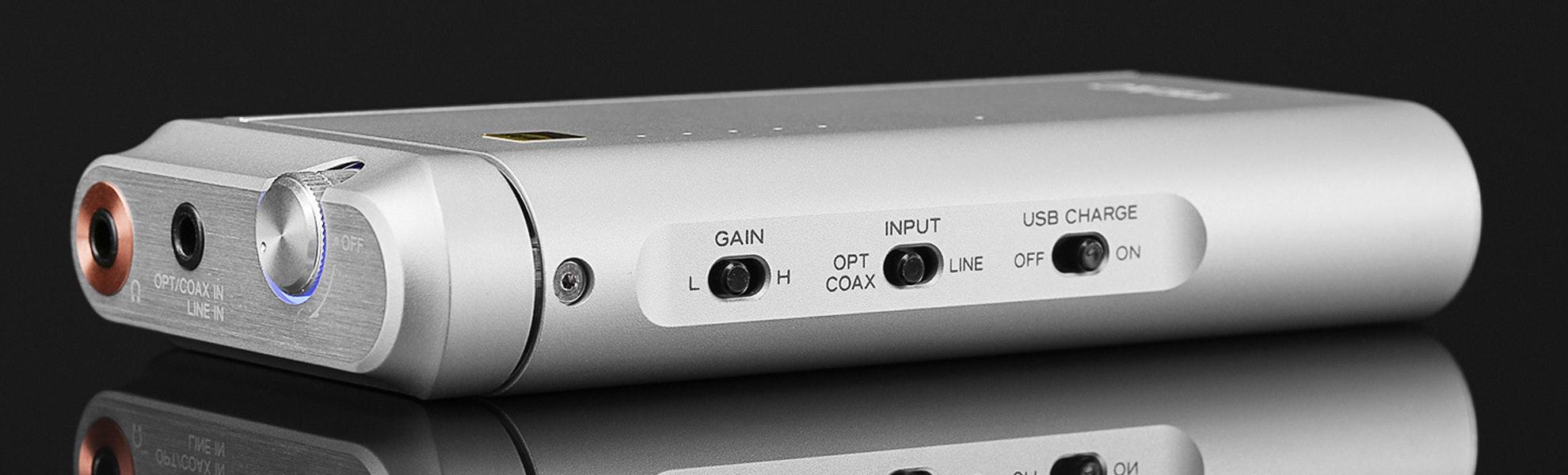TEAC HA-P5 Portable DAC/Amp