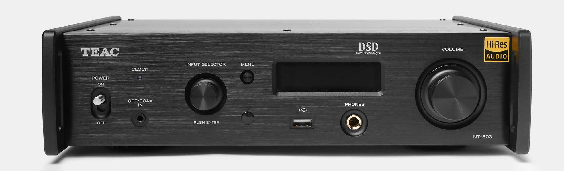 TEAC NT-503 USB DAC & Network Player
