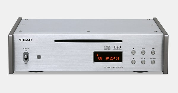 TEAC PD-501 CD Player | Price & Reviews | Drop (formerly