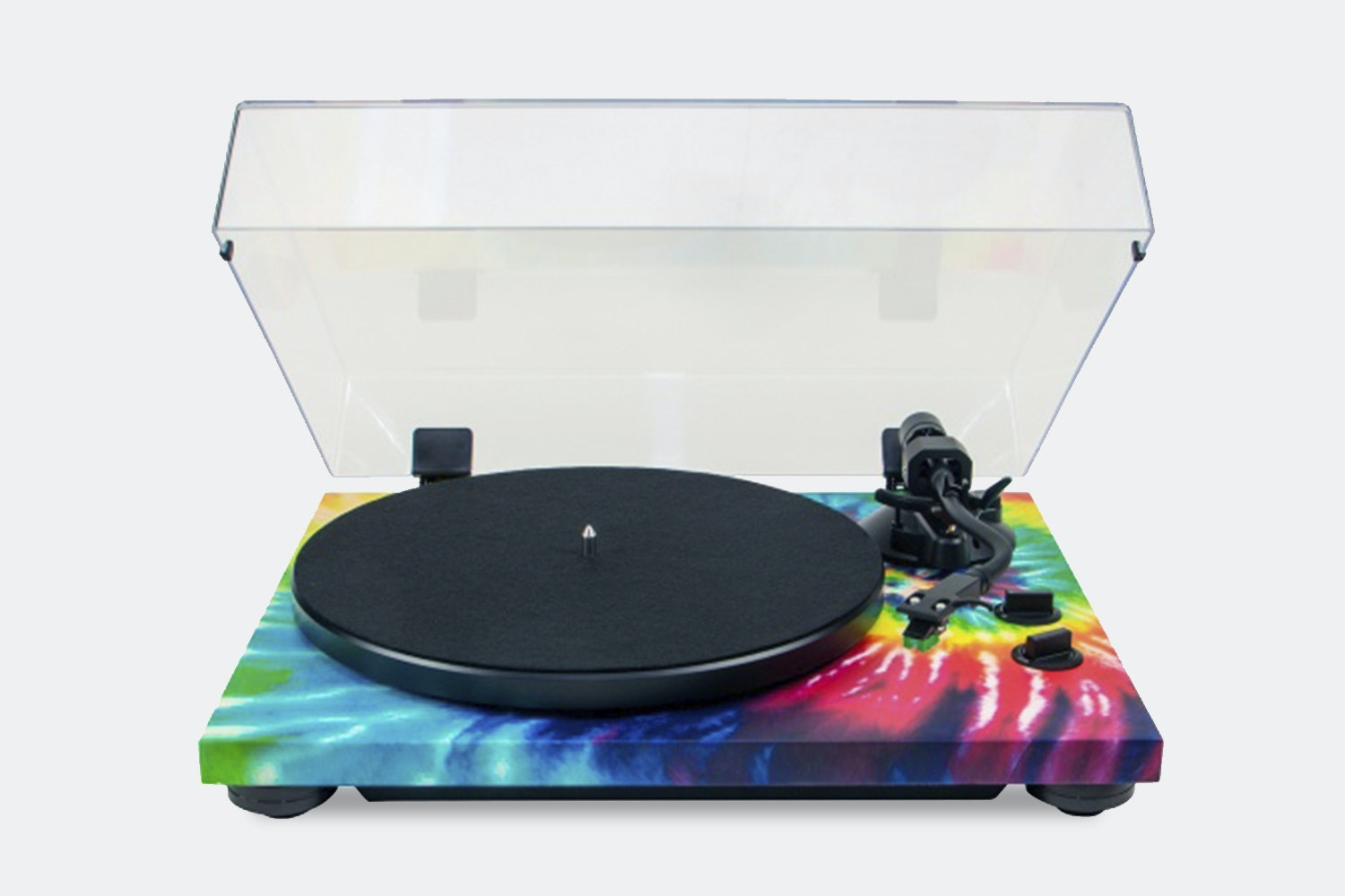 TEAC TN-420 Tie-Dye Turntable