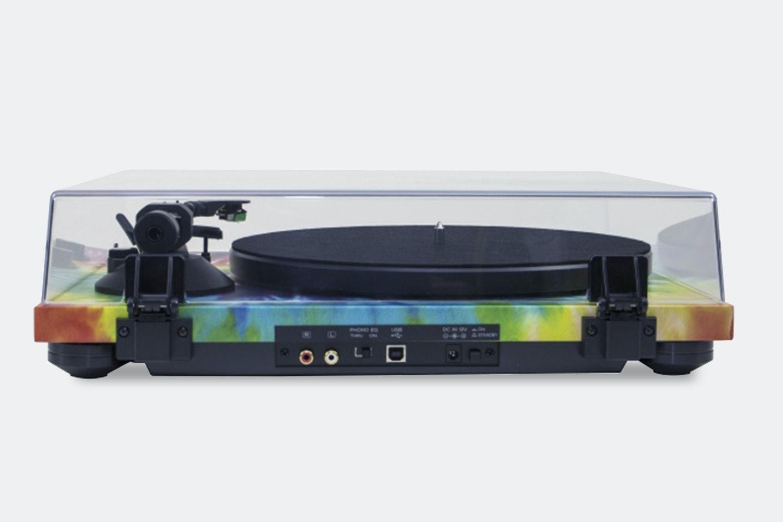 TEAC TN-420 Tie-Dye Turntable