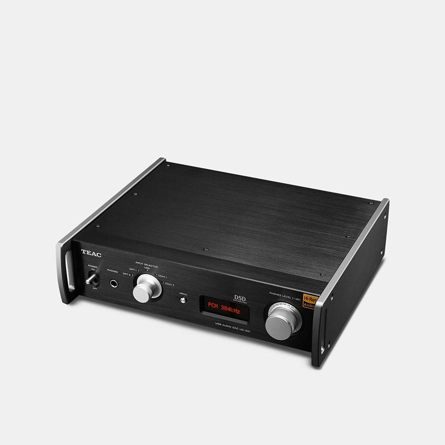 TEAC UD-501 Dual-Monaural DAC/Amp