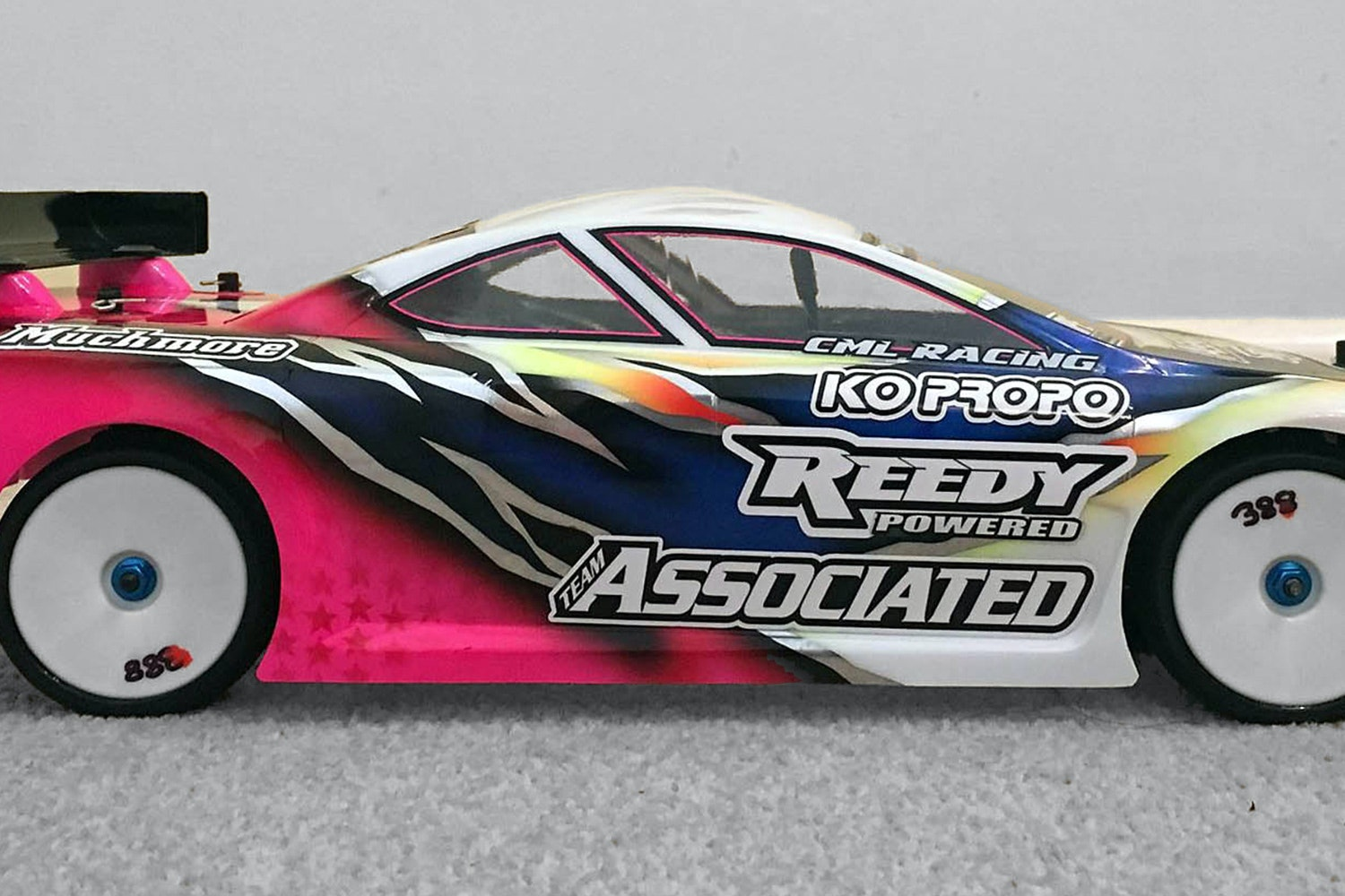 Team Associated TC7.1 Factory Team Touring Car Kit