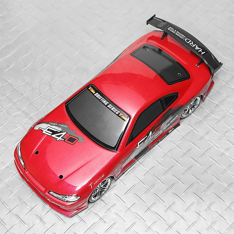 Team Magic 1/10 E4D S15 Drift RTR