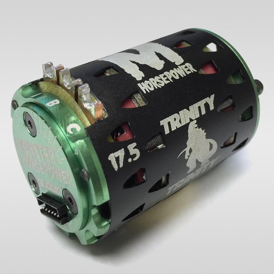 Team Trinity Monster Horsepower Brushless Motors