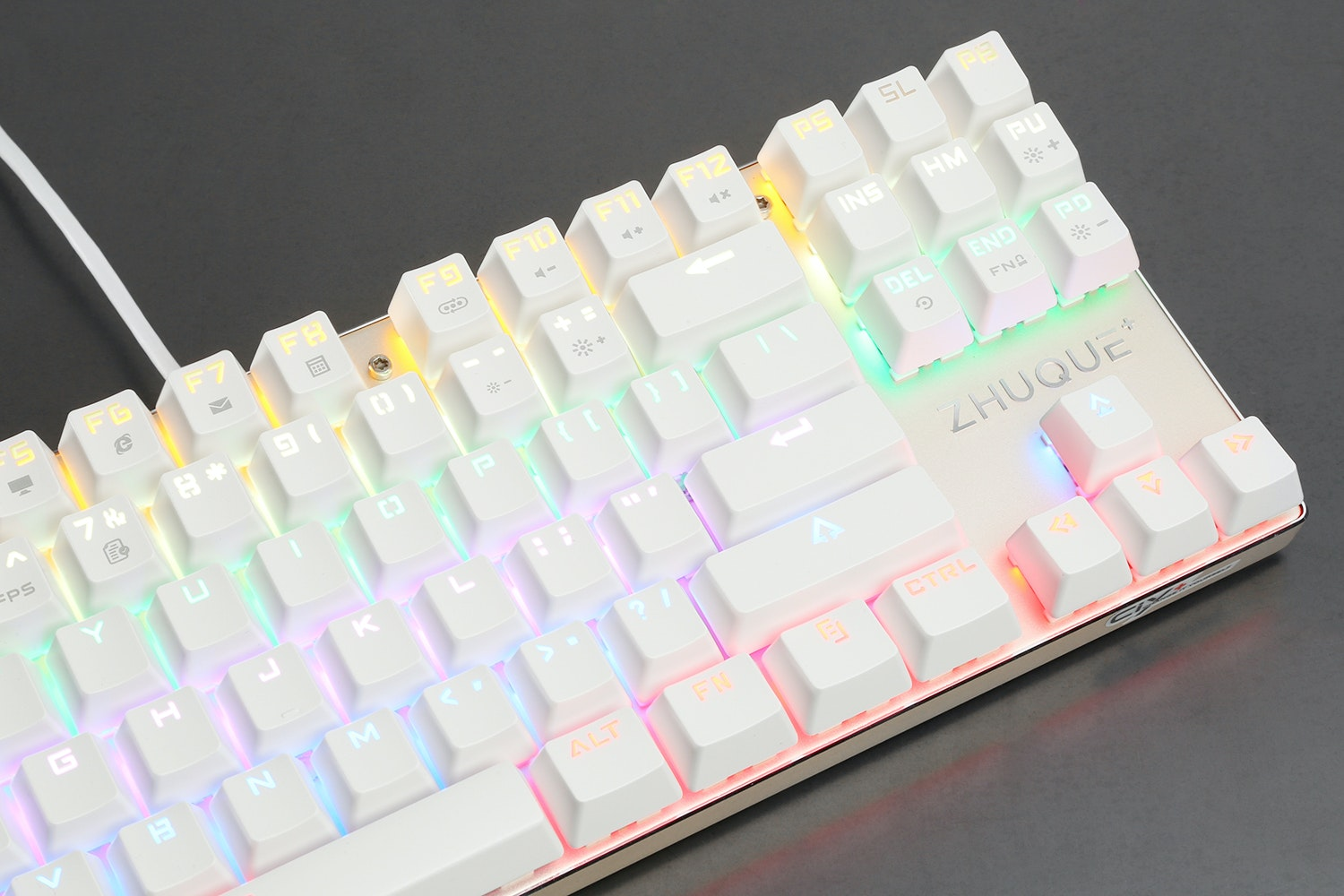 Team Wolf TKL Swappable Switch Mechanical Keyboard