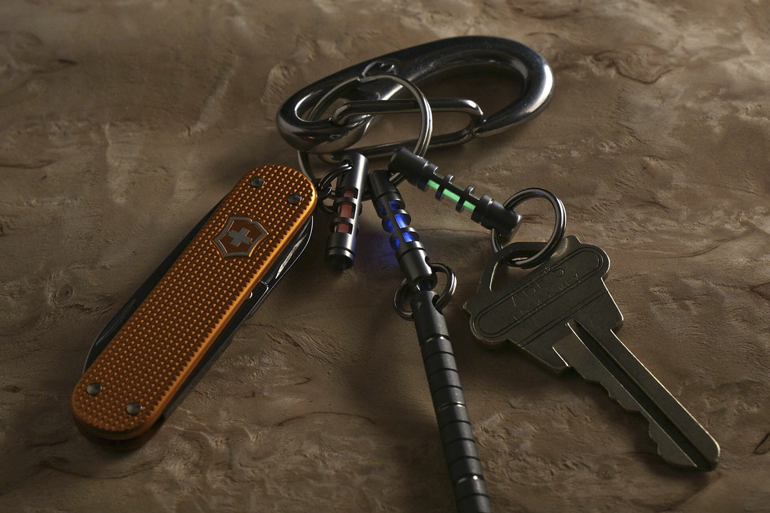 TEC Accessories Black Diamond Carbon Keyfobs